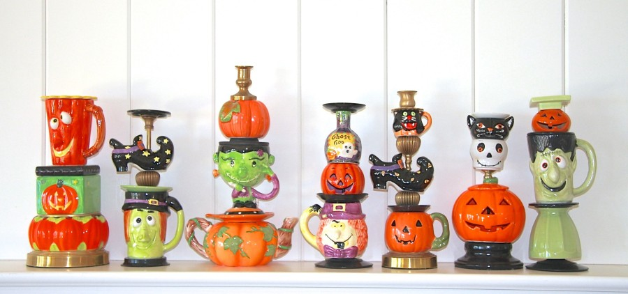 The Holiday Collection - Halloween